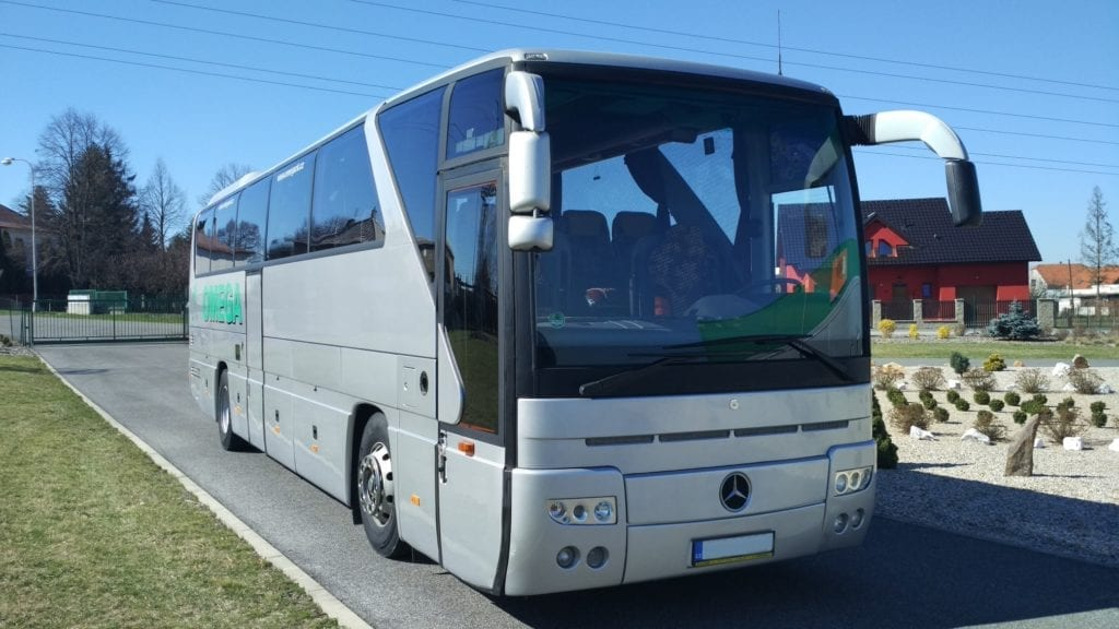 MERCEDES-BENZ TOURISMO 350