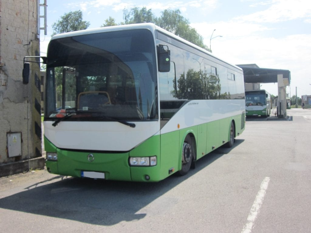 Iveco Crossaway 10,7