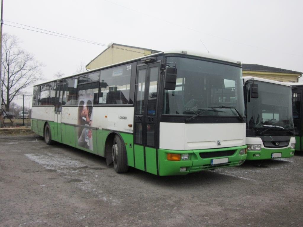 Karosa C 954